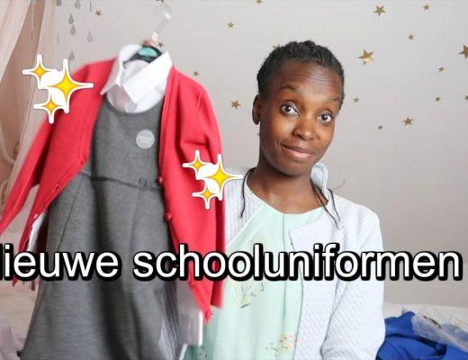 schooluniformen kopen voor Chloe