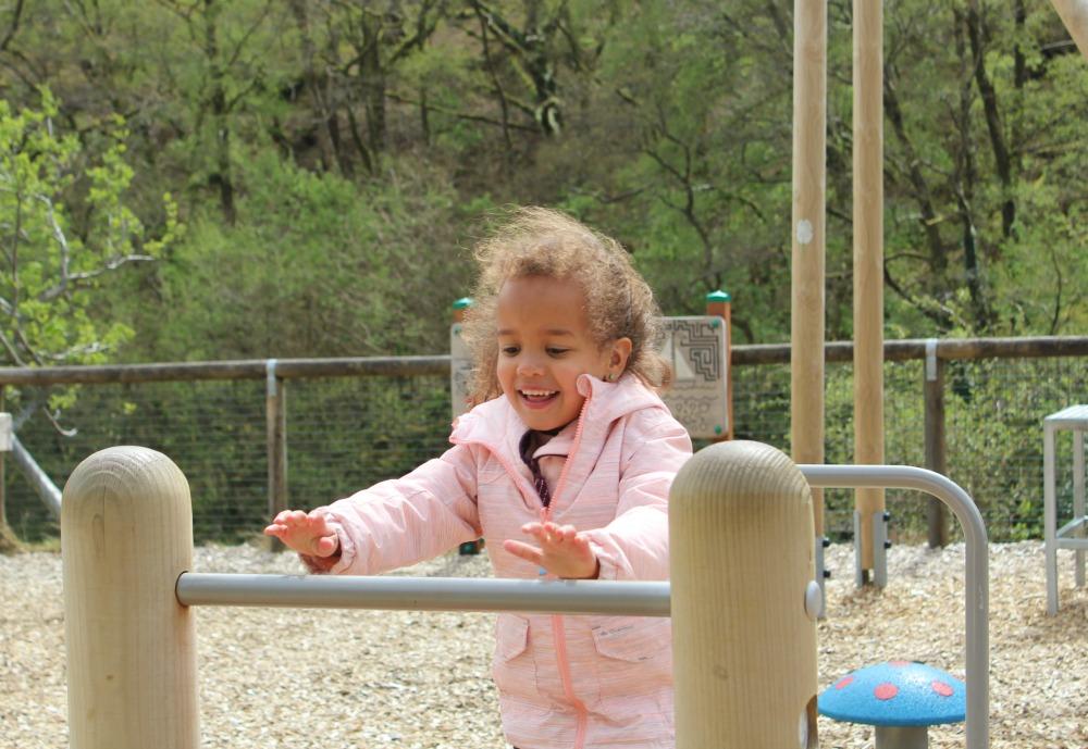 speeltuin bezoekerscentrum Elan Valley