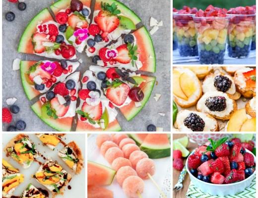 zomerse fruitsnacks die je makkelijk zelf maakt
