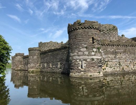 Beaumaris Castle met kinderen