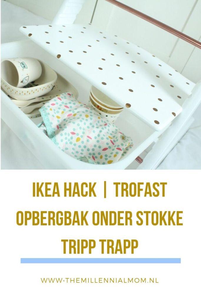Ikea Trofast hack Stokke Tripp Trapp