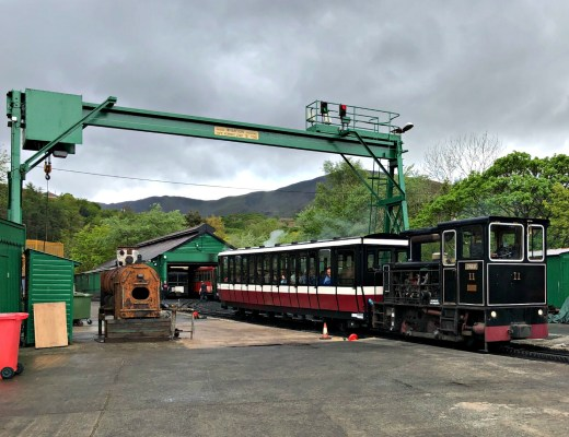 ervaringen Snowdon Mountain Railway