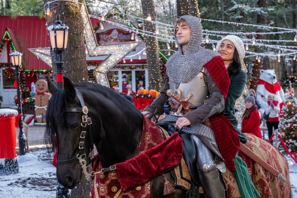 The Knight Before Christmas_The millennial Mom