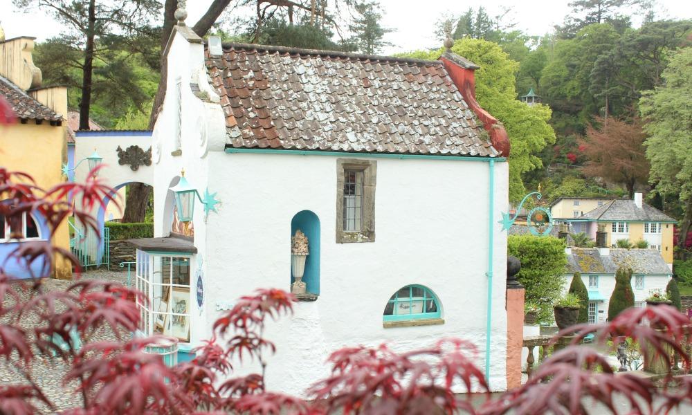 overnachten vakantiehuisjes Wales