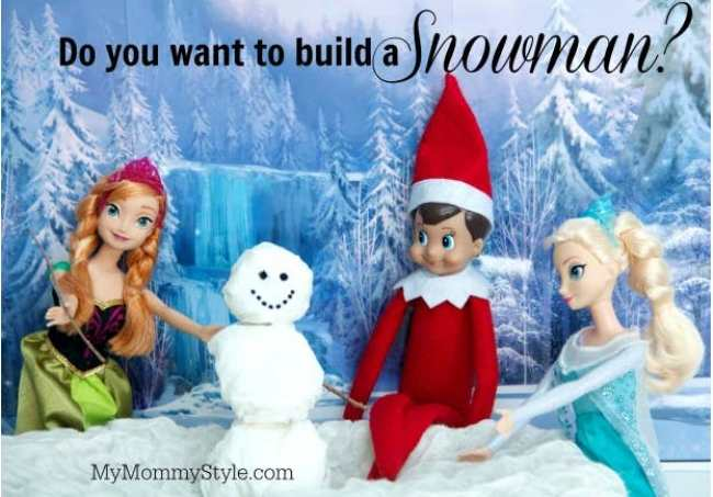 Elf on the shelf ideeen_The millennialmom