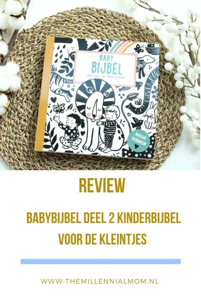 review Babybijbel deel 2