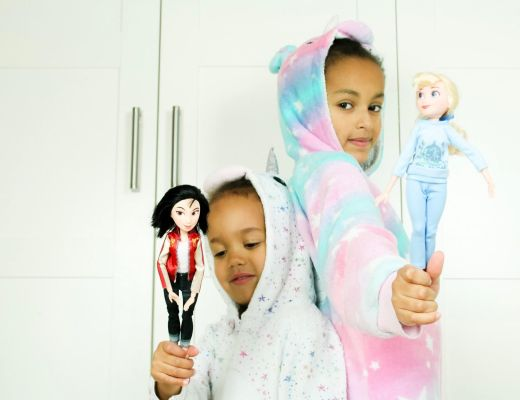 review Disney princess comfy squad_the millennial mom