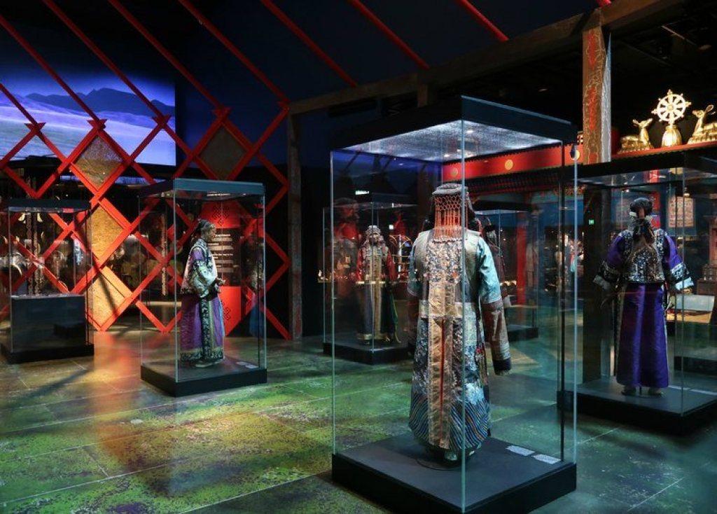 Dzjengis Khan Moesgaardmuseum