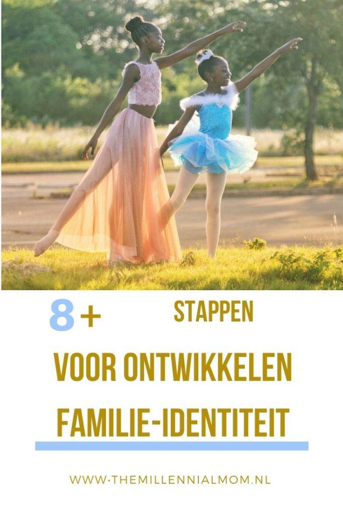Familie identiteit ontwikkelen