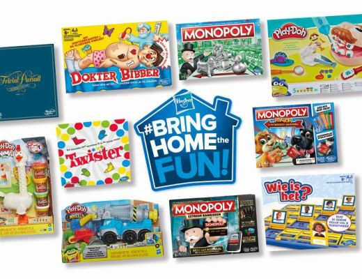Hasbro Gaming Bring Home the fun