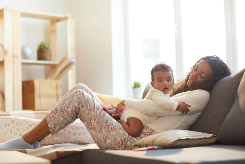 Ritme vinden met nieuwe baby_selfcare