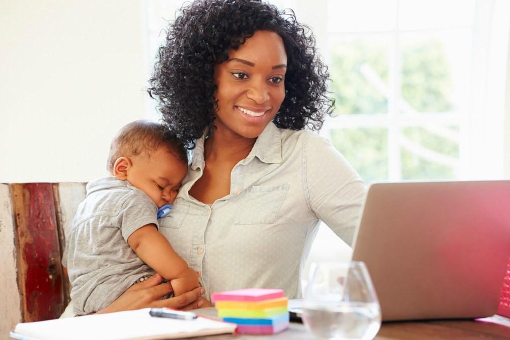 me time momenten met een baby_the millennialmom