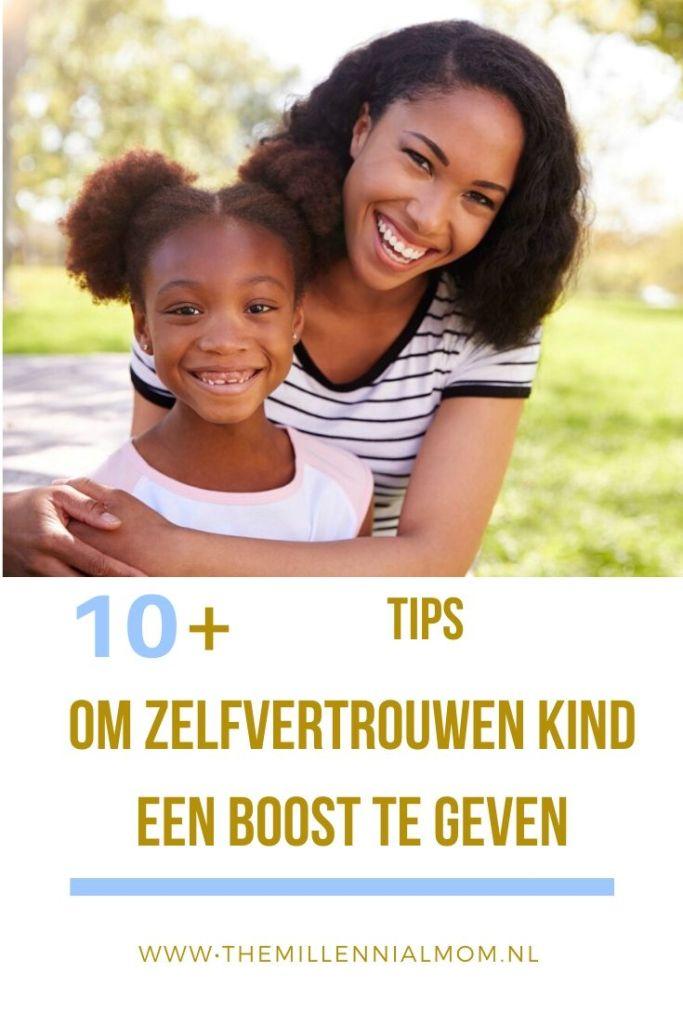 tips zelfvertrouwen kind boost geven