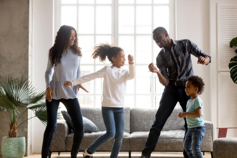 family fun activiteiten tijdens lockdown