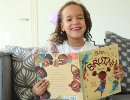 prentenboek Ik ben Bruin