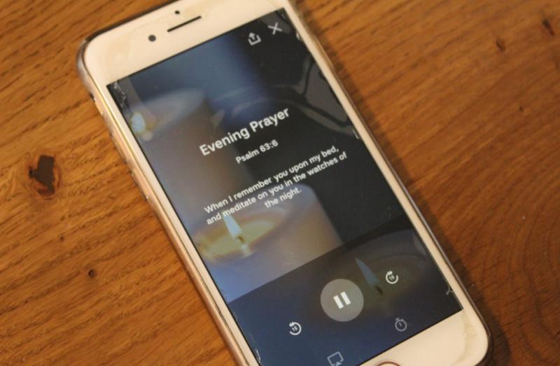 Muziek app the millennialmom