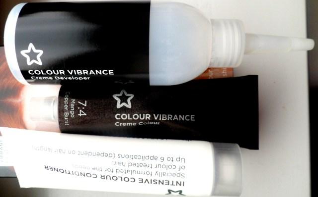 Superdrug Colour Vibrance in 'Mango Copper Burst'
