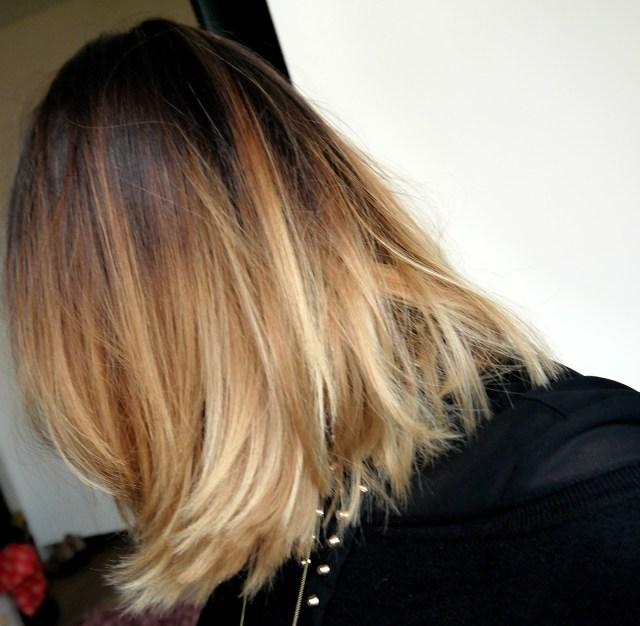 Ombre hair care routine // Bleach London Silver Conditioner + Lee Stafford Bleach Blondes Shampoo