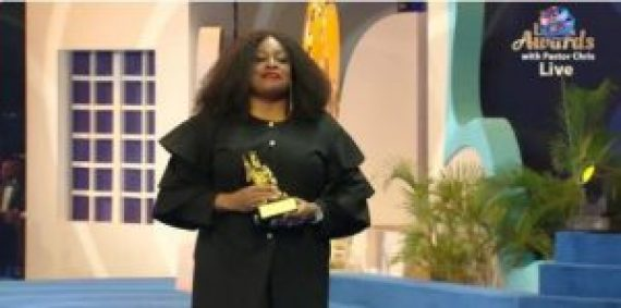 Sinach gets Best Female Vocalist of the year 2018