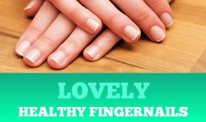 Essential Oil Nail Serum for Weak, Dry, Brittle Fingernails