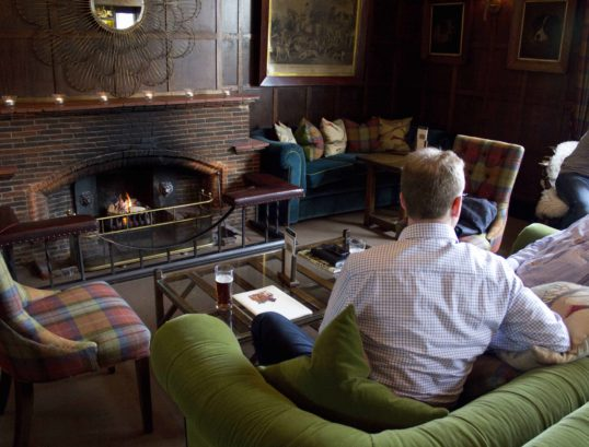 The Old Bridge Huntingdon Good Hotel Guide Expert Review