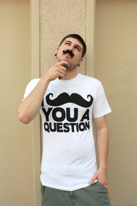 mustachequestion