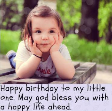 Birthday Captions For Kids