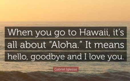 Best Hawaii Quotes for Instagram Captions