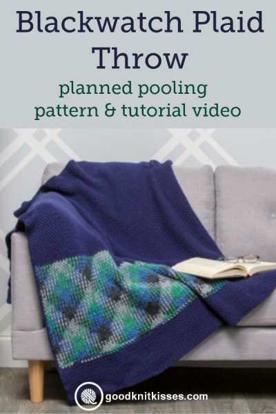 Easy Planned Pooling Afghan PIN Image