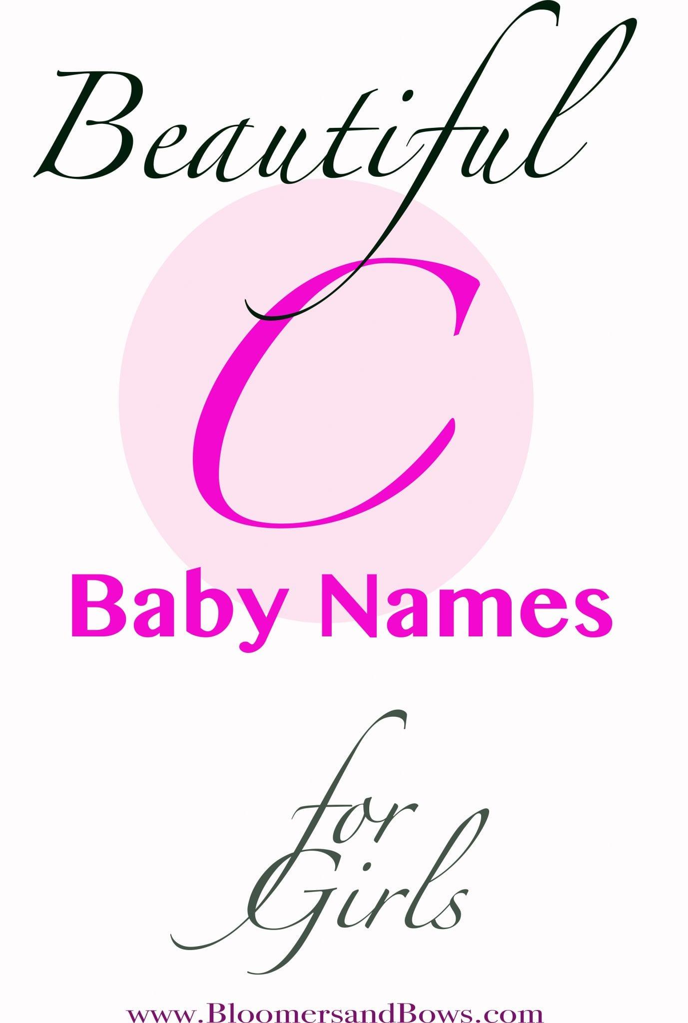 Girl Names Start H