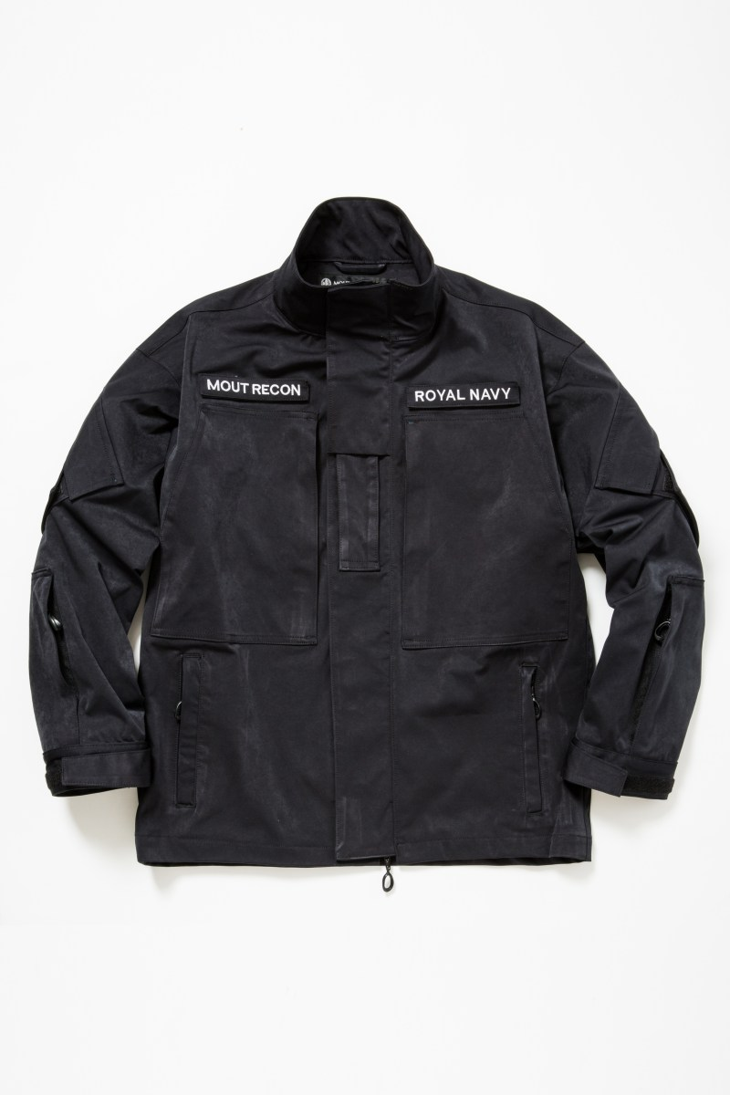 MOUT RECON TAILOR Royal Navy×MRT PCS Jacket