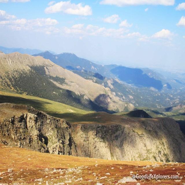 Mt Evans Crevice Colorado