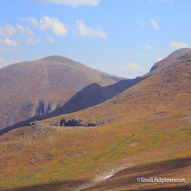 Mt Evans Landscape Colorado