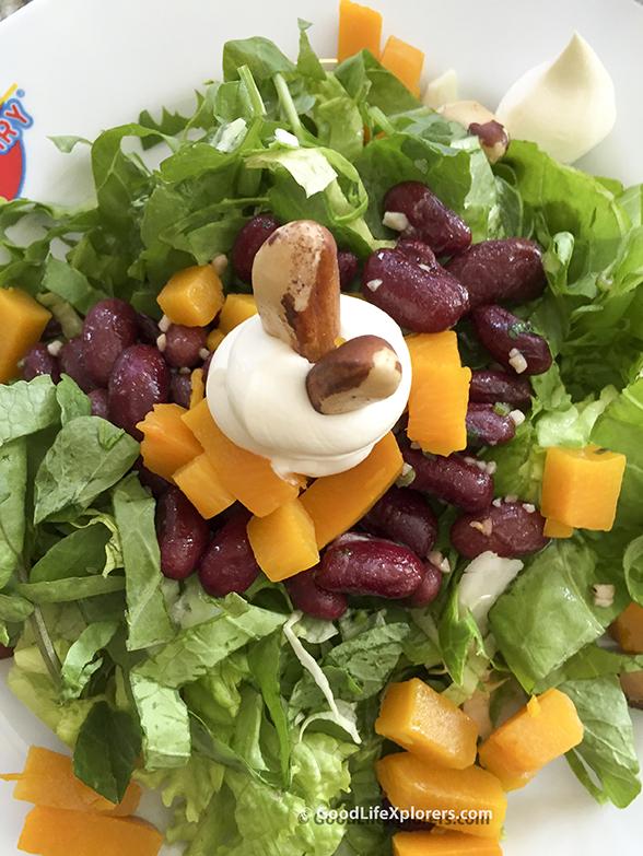 Catupiry Salad
