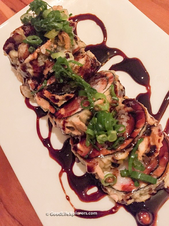 Hot Sushi Roll