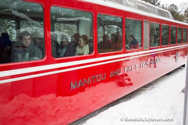 Manitou and Pike's Peak Train