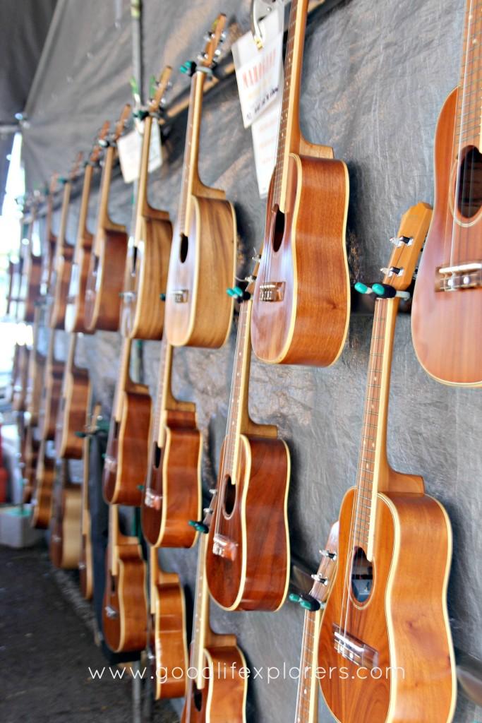Aloha Market Ukeleles