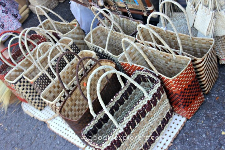 Aloha Market Bags
