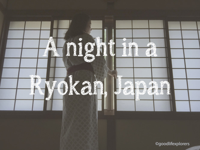 Ryokan and other Japanese traditions