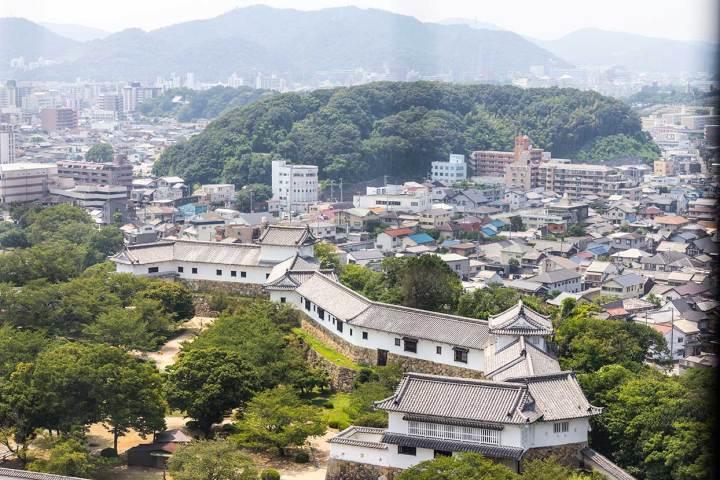 Himeji, Himeji castle, castle, samurai, feudal lords, Japan, attractions, tourism, travel tips, travel, solo travel, female solo travel, blog, vlogger, travel blog