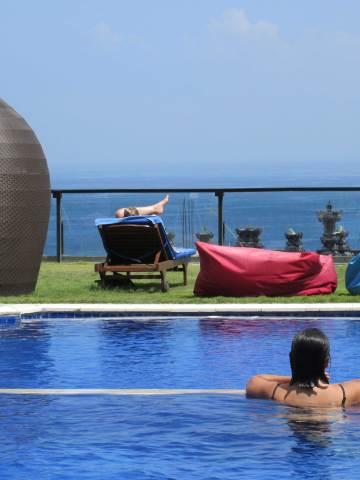 Bali, Uluwatu, Travel, good life, pool, hotel