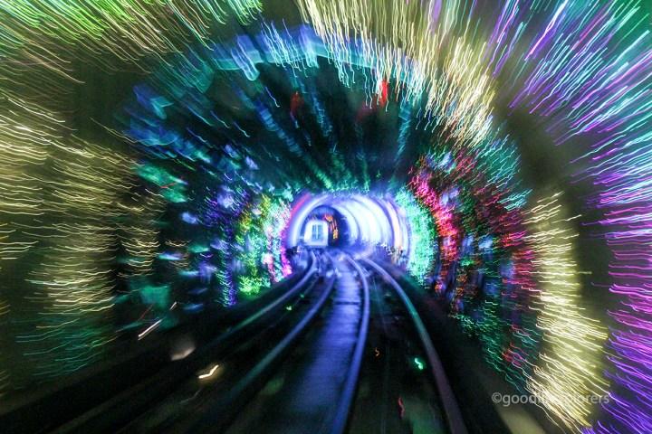 Oriental Pearl Tower subway