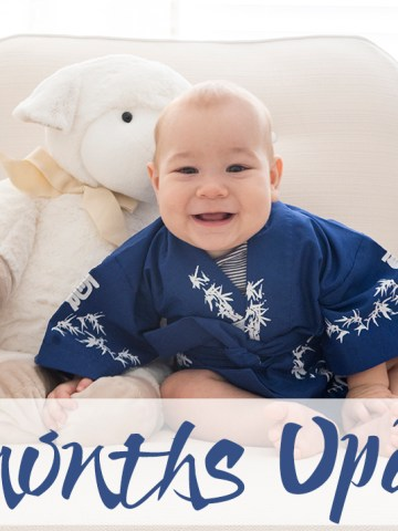 7 months baby update, 7 months update, baby, parenting, mommy blogger, blogger, lifestyle, motherhood, development, crawling, teething, standing up, fever