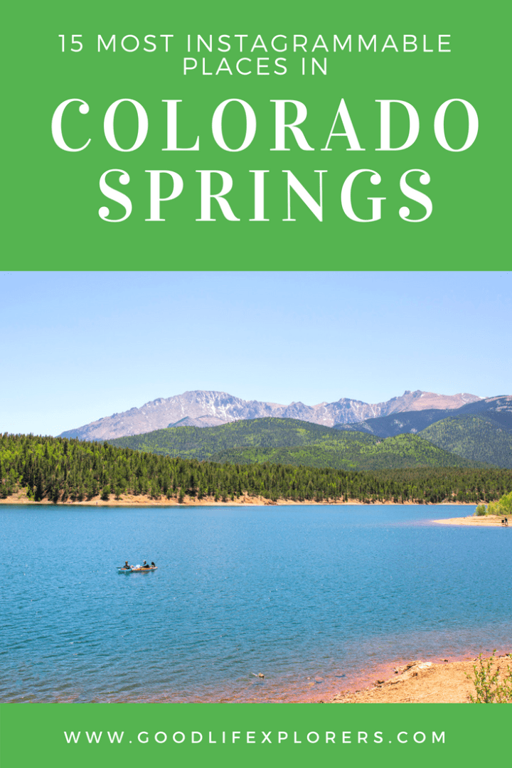 15 Most Instagrammable Places in Colorado Springs, Colorado Springs, colorado, travel, photography, Instagram, where to go, what to see, what to do, city guide, travel guide