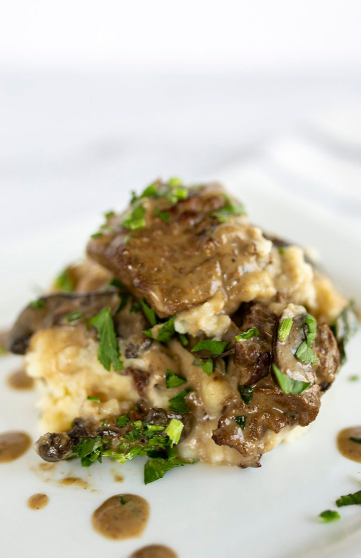 Steak Diane Recipe Slow cooker