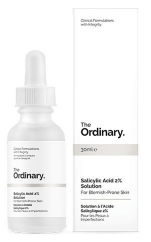 The Ordinary Salicylic Acid 2% Solution (30ml)
