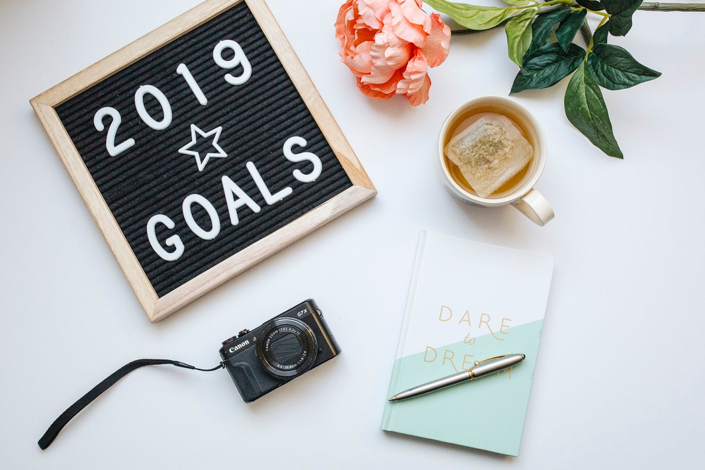 New year's Resolutions, 2019, Goals, Declutter, health, fitness, organization, organize, socialize, make friends, self-care, routine,