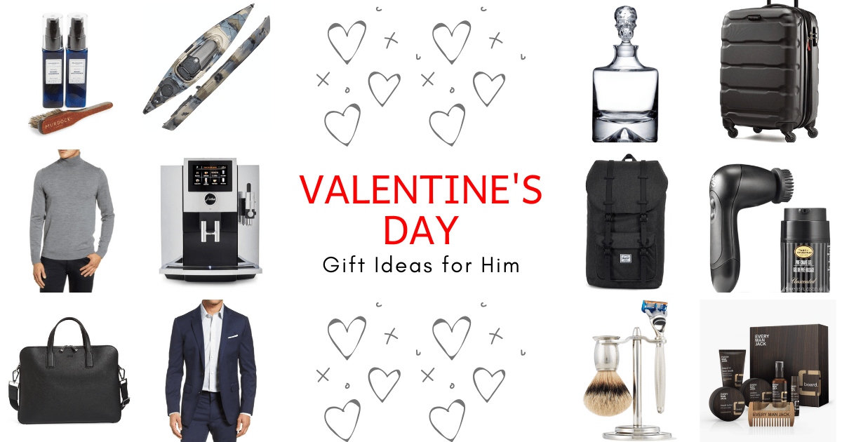 Ideas for Valentine's Day Gifts for Him