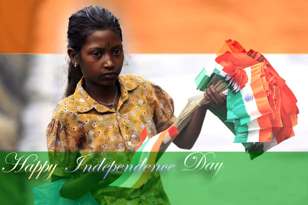 Indian independence day scraps graphics for orkut