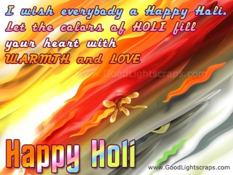 Happy holi image
